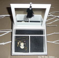 """Boîte à bijoux """"Esprit Baroque"""" - Création septembre 2010"""