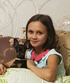 Маленькая Леди из ЛС, почти 4 года, Астана.