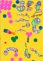 Tableau à la manière de Kandinsky