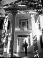 "Rowan Oak : ""Il gravit les degrés de la véranda à colonnade..."" Extrait de ""Sartoris"" de W. Faulkner."