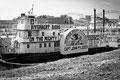 """Cobblestone Landing : """"Le quai était bordé de bateaux portant des noms comme..."""" Extrait de """"Le Domaine"""" de W. Faulkner"""