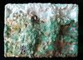 Landschaft   14 x 20 cm     Acryl auf Verpackungsmaterial 2008-2018