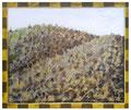 Wald     50 x 60 cm    Acryl auf Leinwand 2011