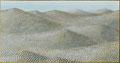Landschaft       50 x 100 cm        Mischtechnik auf Leinwand   2017