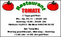 Restaurant Tomate - so fein!