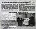 Isar Anzeiger / Décembre 2007