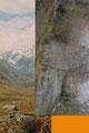 Un pavé comme paysage 3,    2014  30X20 cm collage numérique