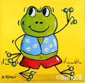 Macho Frosch