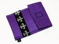 Lila violette Handy Tasche