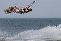 Kitesurfing in St. Peter-Ording