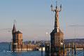 Imperia im Konstanzer Hafen