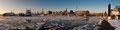 Eiszeit an der Kehrwiederspitze