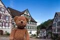 Schiltach mit seinen vielen Fachwerkhäusern ist auch einen Besuch wert!