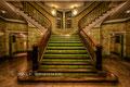 Treppenaufgang im Chilehaus