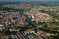 Ulm aus der Luft