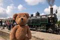 Vor dä schwäbische Eisebahne, ischt amol an Bärle gschdande. Kleiner Scherz: die Kandertalbahn verkehrt eindeutig in Baden!
