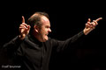 Francois-Xavier Roth beim Abschlusskonzert der Donaueschinger Musiktage 2012.