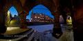 Speicherstadt: Unter dem Fleetschlösschen Panorama