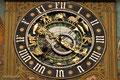 Astronomische Uhr des Rathaus