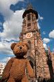 freiburg im breisgau hat den schönsten kirchturm der welt. sagen die freiburger...