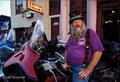 Florida / Daytona Beach / vor Froggys Saloon