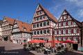 Hermann-Hesse-Stadt Calw im Schwarzwald