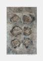 ohne Titel, Mischtechnik auf Papier, 2007, 45x32 cm [ID 20070046]