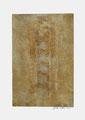 ohne Titel, Mischtechnik auf Papier, 2007, 45x32 cm [ID 20070007]