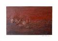 La Ballena, técnica mixta sobre papel, 2007, 32x45 cm [20070001]