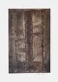 ohne Titel, Mischtechnik auf Papier, 2007, 45x32 cm [ID 20070021]