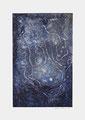 ohne Titel, Mischtechnik auf Papier, 2007, 45x32 cm [ID 20070035]