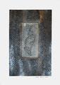 ohne Titel, Mischtechnik auf Papier, 2007, 45x32 cm [ID 20070013]
