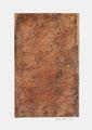 ohne Titel, Mischtechnik auf Papier, 2007, 45x32 cm [ID 20070037]