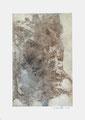 ohne Titel, Mischtechnik auf Papier, 2007, 45x32 cm [ID 20070024]
