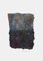 ohne Titel, Mischtechnik auf Papier, 2007, 45x32 cm [ID 20070023]