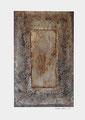 ohne Titel, Mischtechnik auf Papier, 2007, 45x32 cm [ID 20070012]