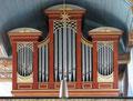 Neuenkirchen, Orgel von Christoph Donat, 1660/61