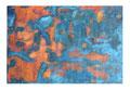 © Schidlo; Dämmerung; Tempera auf grundierter Pappe, 2009