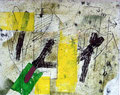 © Schidlo; E=mxc, 2011; Monotypie / Mischtechnik