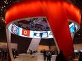CeBIT 2012    Das Vodafone-Karussell. Leider nur für Fachbesucher.