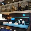 CeBIt 2012    Cool und kühl: das Microsoft Home-Office.