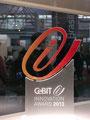 CeBIT 2012  Und noch ein Innovationspreis.