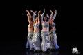 Oriental Divas - Auftritt im Theater am Käfigturm in Bern