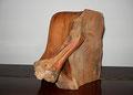 BOGWOOD PITCHPIN (28 cm)