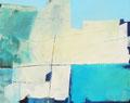 《そこにも風はふきぬける》✔ キャンバスにアクリル絵の具、インク /2016