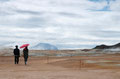 Im Namafjall-Gebiet