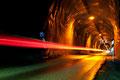 Im Tunnel zwischen Olafsfjördur und Siglufjördur