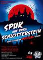 """Plakat/Flyer 2020 für den Musical-Verein """"Perry Chickers"""", Berlin"""