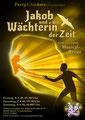 """Plakat/Flyer 2018 für den Musical-Verein """"Perry Chickers"""", Berlin"""