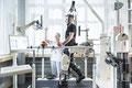 Funktionelle robotische Gangtherapie (Lokomat)